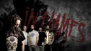Music Metal Music In Flames Rock Bands Metal Band Rock Rock Music Band Logo Dreadlocks Melodic Death 1920x1080 Wallpaper