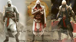 Ezio Assassin 039 S Creed Altair Assassin 039 S Creed Connor Assassin 039 S Creed 1920x1080 wallpaper