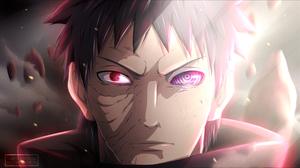 Black Hair Boy Obito Uchiha Rinnegan Naruto Sharingan Naruto 2732x1625 Wallpaper