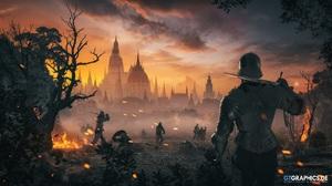 Fantasy Battle 1920x1080 wallpaper