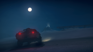 Moonlight Mad Max Game Car Desert 1920x1080 Wallpaper