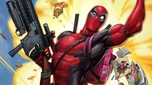 Deadpool Deadpool 2 Marvel Comics Wade Wilson 2000x1250 Wallpaper