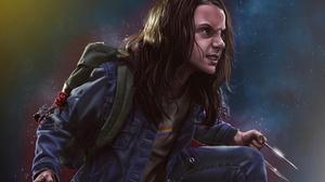 Laura Kinney Marvel Comics X 23 2877x1619 wallpaper