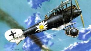 Airplane Fighter Pilot Outfit Aircraft Artwork Military Military Vehicle Vehicle Military Aircraft 1400x900 Wallpaper