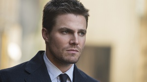Actor Canadian Stephen Amell 3000x2002 Wallpaper
