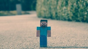 Minecraft Mojang Video Game Steve Minecraft 1920x1440 Wallpaper