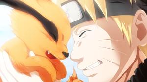 Kurama Naruto Naruto Naruto Uzumaki 1586x1169 Wallpaper