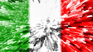 Artistic Flag Italy 2540x1693 Wallpaper