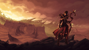 Diablo Iii Wizard Diablo Iii 4096x2304 Wallpaper