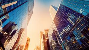 Building Manhattan New York 3072x1920 Wallpaper