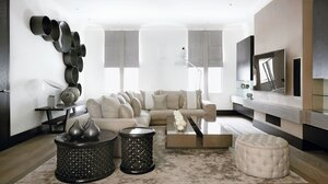 Beige Room 2238x1500 Wallpaper