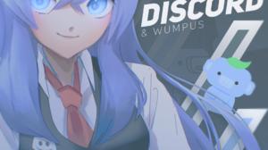 Discord Shapes Anime Girls 1113x2048 Wallpaper