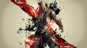 Assassin 039 S Creed Iii Connor Assassin 039 S Creed Warrior 1920x1080 Wallpaper