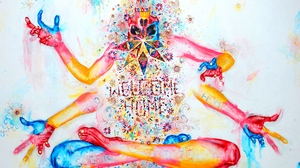 Artistic Human 1920x1200 Wallpaper