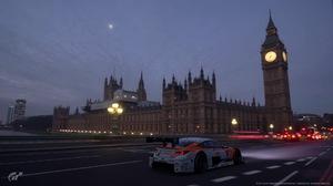 PlayStation Gran Turismo Big Ben Car Video Games 2019 Year Vehicle 1920x1080 Wallpaper