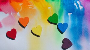 Colorful 4460x2973 Wallpaper