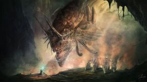 Dragon 1998x1080 Wallpaper