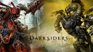 Video Game Darksiders 3360x1050 Wallpaper