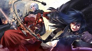 Anime Pixiv Fantasia RD 1920x1408 Wallpaper
