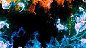 Artistic Elemental 2880x1800 Wallpaper