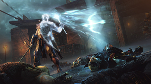 Middle Earth Shadow Of Mordor 3840x2400 Wallpaper