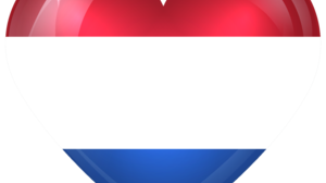 Flag Of Netherlands Flag Dutch Flag Heart 6000x5144 wallpaper
