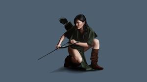 Fantasy Archer 1920x1080 Wallpaper