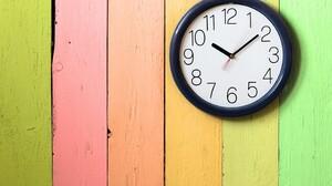 Man Made Clock 2880x1800 Wallpaper