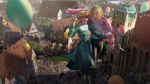 Fantasy Art Artwork Howls Moving Castle Studio Ghibli 1920x940 Wallpaper