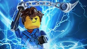 Jay Walker Lego Lightning The Lego Ninjago Movie 2764x1866 Wallpaper