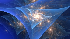 Artistic Digital Art Fractal Pattern 2560x1600 Wallpaper