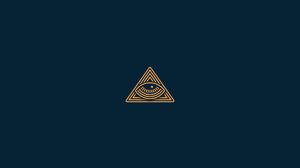 Graphic Design Illuminati Pyramid 2560x1440 Wallpaper