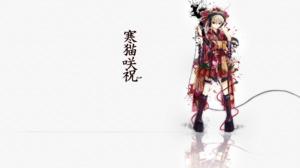 Anime Headphones 1920x1200 Wallpaper