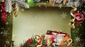 Christmas Ornaments 1920x1357 Wallpaper