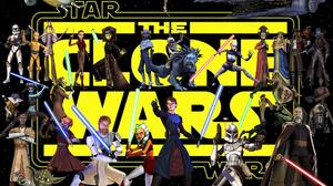 Aayla Secura Ahsoka Tano Anakin Skywalker Asajj Ventress Blue Lightsaber C 3po Cad Bane Captain Rex  1920x1440 Wallpaper