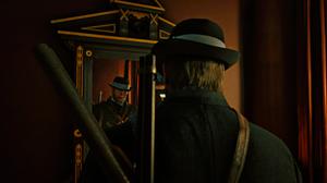 Arthur Morgan Red Dead Redemption Ii Mirror Eyes 3840x2160 Wallpaper