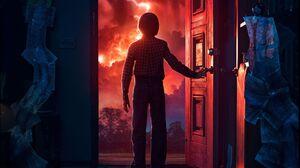 Noah Schnapp Will Byers Stranger Things Season 2 3840x2400 Wallpaper