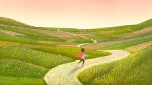 Colorful Concept Art Artwork Children Illustration Adventurers Ambition Freedom Happiness Hope Super 5000x2777 Wallpaper
