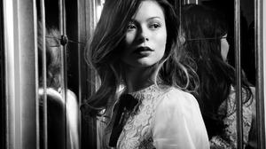 Miranda Cosgrove Actress Monochrome 1800x1200 wallpaper