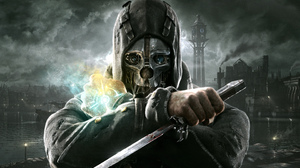 Video Game Dishonored 2880x1800 wallpaper
