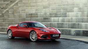 Lotus Cars Lotus Evora Lotus Evora Gt410 Red Car Sport Car Supercar 3504x2673 Wallpaper