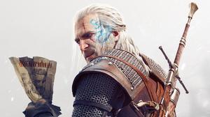 Geralt Of Rivia The Witcher 3 Wild Hunt Warrior 4141x2329 wallpaper