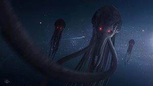 Sci Fi Creature 1920x1080 Wallpaper