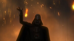 Darth Vader Star Wars Rebels 1920x1080 Wallpaper