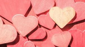 Heart Shaped Love Pink 2048x1371 Wallpaper