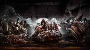 Angel Darksiders Demon War Darksiders 2560x1600 Wallpaper