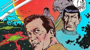 Comics Star Trek 1920x1080 Wallpaper