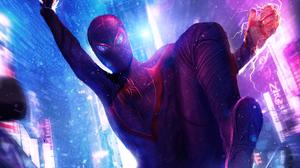 Marvel Comics Miles Morales 3840x2160 Wallpaper