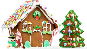 Christmas Gingerbread 2560x1600 Wallpaper