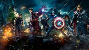 Movies The Avengers Tony Stark Captain America Steve Rogers Clint Barton Chris Hemsworth Jeremy Renn 1920x1080 Wallpaper